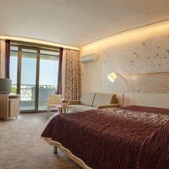 Отель Панорама Болгария, Албена - отзывы, цены и фото номеров - забронировать отель Панорама онлайн комната для гостей фото 2