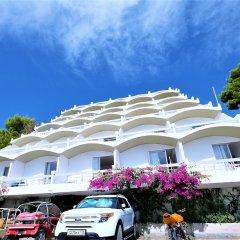 Отель Panorama Apartments Греция, Порос - 1 отзыв об отеле, цены и фото номеров - забронировать отель Panorama Apartments онлайн парковка