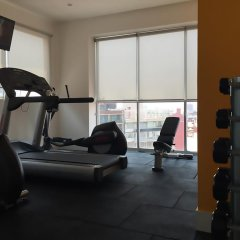 TRYP by Wyndham Mexico City World Trade Center Area Hotel фитнесс-зал фото 3
