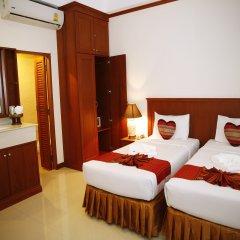 Отель The Orchid House пляж Ката комната для гостей
