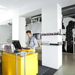 Отель Comfort Xpress Youngstorget Осло банкомат