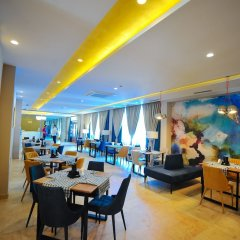 Отель Sandy Beach Resort Албания, Голем - отзывы, цены и фото номеров - забронировать отель Sandy Beach Resort онлайн питание фото 3