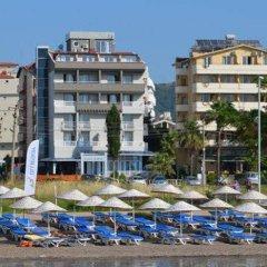 Отель Gold Kaya Otel Мармарис пляж фото 2