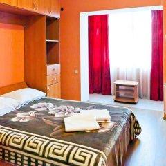 Гостиница Уютный дворик комната для гостей фото 2