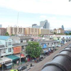 Отель Pattaya Holiday Lodge Паттайя балкон