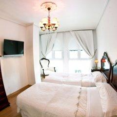 Отель Apartamentos Las Brisas Испания, Сантандер - отзывы, цены и фото номеров - забронировать отель Apartamentos Las Brisas онлайн удобства в номере фото 2