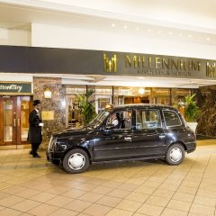 Millennium Gloucester Hotel London городской автобус
