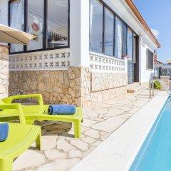 Отель Villa Tensi Бланес бассейн