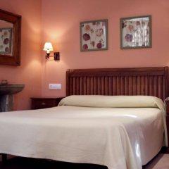 Hotel de Naturaleza La Pesqueria del Tambre комната для гостей фото 3