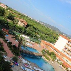 Hotel Esplendid бассейн