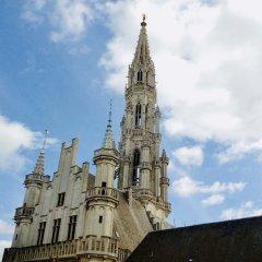 Отель Gaillon Бельгия, Брюссель - отзывы, цены и фото номеров - забронировать отель Gaillon онлайн приотельная территория
