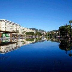 Отель Nice Riviera Ницца приотельная территория фото 2