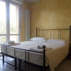 Отель Residence Maryel Италия, Римини - отзывы, цены и фото номеров - забронировать отель Residence Maryel онлайн комната для гостей фото 5