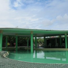 Отель Green One Hotel Филиппины, Лапу-Лапу - отзывы, цены и фото номеров - забронировать отель Green One Hotel онлайн бассейн фото 3
