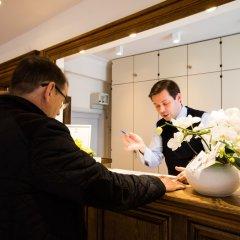 Отель Bryghia Hotel Бельгия, Брюгге - отзывы, цены и фото номеров - забронировать отель Bryghia Hotel онлайн интерьер отеля фото 3