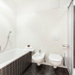 Отель Residence Garni Melcherhof Рачинес-Ратскингс ванная
