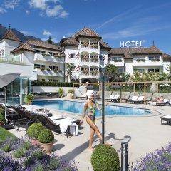 Hotel Hanswirt Горнолыжный курорт Ортлер бассейн