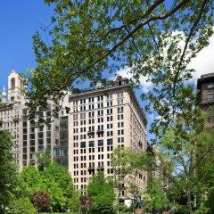 Отель Gramercy Park Hotel США, Нью-Йорк - 1 отзыв об отеле, цены и фото номеров - забронировать отель Gramercy Park Hotel онлайн вид на фасад фото 2