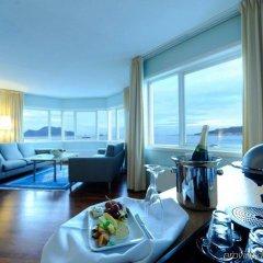 Отель Quality Hotel Ålesund Норвегия, Олесунн - 1 отзыв об отеле, цены и фото номеров - забронировать отель Quality Hotel Ålesund онлайн комната для гостей фото 4