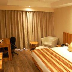 Отель Le ROI Raipur Индия, Райпур - отзывы, цены и фото номеров - забронировать отель Le ROI Raipur онлайн комната для гостей фото 4