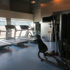M Hotel Singapore фитнесс-зал