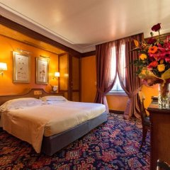 Отель Albani Firenze Италия, Флоренция - 1 отзыв об отеле, цены и фото номеров - забронировать отель Albani Firenze онлайн комната для гостей фото 2