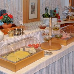 Hotel Garni Gunther Лана питание фото 3