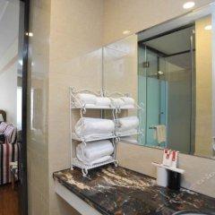 Zailushang Boutique Hostel (Dongguan Houjie Wanda) ванная