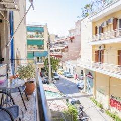 Апартаменты Cosy apartment in the heart of Corfu 1 балкон