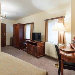 Отель AURUS Прага удобства в номере фото 4