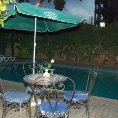 Отель Akabar Марокко, Марракеш - отзывы, цены и фото номеров - забронировать отель Akabar онлайн бассейн фото 3
