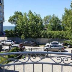 Гостиница Янтарный Сезон парковка