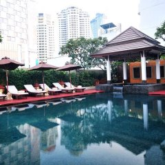 Отель Centre Point Pratunam Бангкок с домашними животными