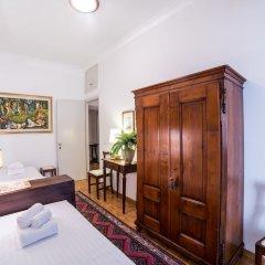 Отель Rent in Rome - Veneto Италия, Рим - отзывы, цены и фото номеров - забронировать отель Rent in Rome - Veneto онлайн сейф в номере