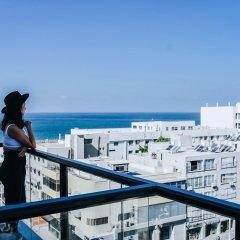 Yam Hotel An Atlas Boutique Hotel Тель-Авив балкон