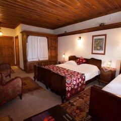 Отель Hoyran Wedre Country Houses Калеучагиз сейф в номере