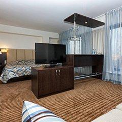 Гостиница Спутник комната для гостей фото 6