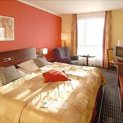Hotel U Zvonu Пльзень комната для гостей