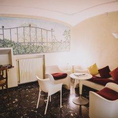 Отель Albergo Minerva Церковь Св. Маргариты Лигурийской гостиничный бар