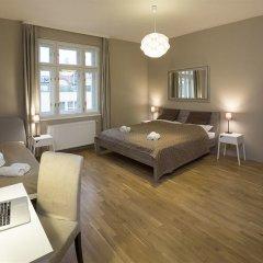Апартаменты New Town - Apple Apartments комната для гостей фото 2