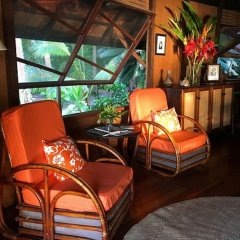 Отель Motu Mapeti - Tahiti Private Island интерьер отеля фото 2