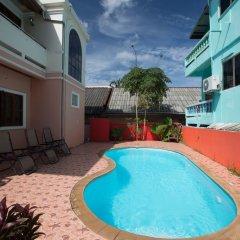 Отель The Villa Residences бассейн