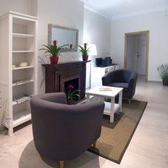 Отель Blanc Guest House Барселона комната для гостей