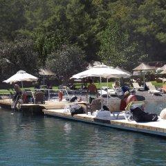 Alesta Yacht Hotel Турция, Фетхие - отзывы, цены и фото номеров - забронировать отель Alesta Yacht Hotel онлайн приотельная территория фото 2