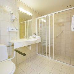 Отель Scandic City Fredrikstad Фредрикстад ванная