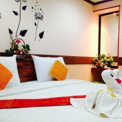 Отель Airport Phuket Garden Resort Таиланд, Такуа-Тунг - отзывы, цены и фото номеров - забронировать отель Airport Phuket Garden Resort онлайн комната для гостей