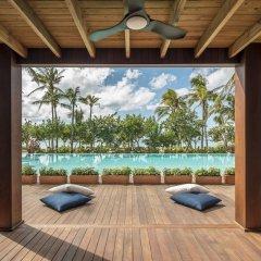Отель COMO Parrot Cay фитнесс-зал фото 3