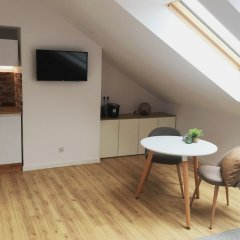 Апартаменты Blue Mandarin Apartments - Szafarnia комната для гостей