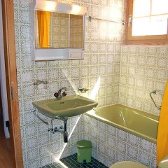 Отель Chalet Eole Нендаз ванная