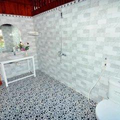 Отель Hoa Hung Homestay ванная фото 2